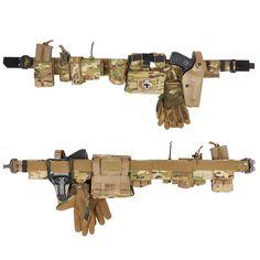 Airsoft, War Belt, Battle Belt, Tac Gear, Combat Gear, Shooting Gear, Tactical Belt, Utility Pouch, Special Forces