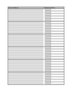 Free Printable Homework To Do List Pdf From VertexCom