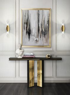 The best luxury design brands will showcase the trends 2017 set, in another, yet still spectacular, edition of M&O Paris and LUXXU will surprise everyone in a brand new furniture collection with the Beyond console.