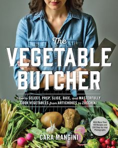 Book tip of the month May: The Vegetable Butcher by Cara Mangini