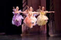 California Ballet a punto para el Cascanueces