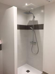 Installation colonne de douche pour la salle de bain du RDC