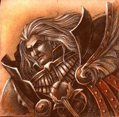 Fulgrim by Noldofinve on DeviantArt