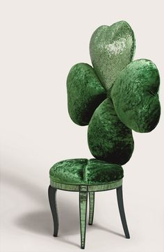 sicis next art furniture lucky charm chairs Surrealism and shine   Italian art furniture SICIS