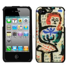 Oriental Art Design Hard Case for #iPhone 4/4S