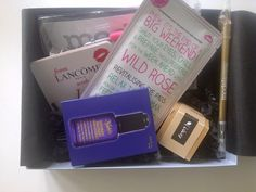 Truly yours beauty box - March 2012 (the Netherlands) ♥ Sóley Organics