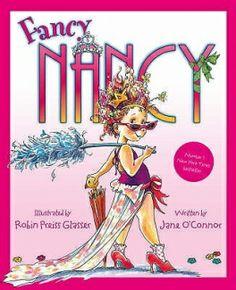 Joy (age 5) has LOVED these books since last summer!  Fancy Nancy (Fancy Nancy)