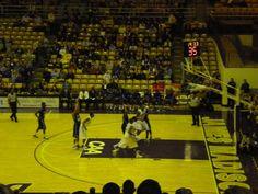 @JMU The Madison Society  JMU Traditions-Attending basketball games!  Ashley Parrales, Senior