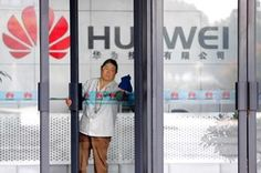 Huawei Looks to Build Up Enterprise-Network Business