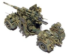 88mm Flak 37   Dragon, 1/35 scale by Eugene Gromov