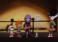 Ghoul School Scooby Doo special