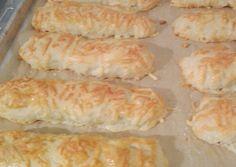 Κασερολοκούλουρα συνταγή από Panagiota Kwstas - Cookpad Cheese Pies, Cooking Time, Hot Dog Buns, Sushi, Sausage, Dairy, Snacks, Breakfast, Sweet