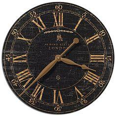 jcp | Bond Street Wall Clock