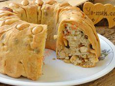 Perde Pilavı Tarifi Homemade Beauty Products, Iftar, Bagel, Apple Pie, Health Fitness, Food, Wordpress Theme, Magazine, Turkish Recipes