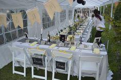 Garden wedding Sister Wedding, Garden Wedding, Fairytale, Table Decorations, Summer, Inspiration, Home Decor, Homemade Home Decor, Summer Time