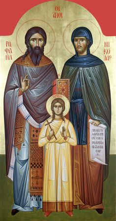 Orthodox Christianity, Holy Family, Malec, Orthodox Icons, Ikon, First Love, Saints, Prayers, Angel