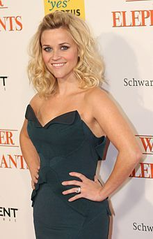 Reese Witherspoon is from Louisiana