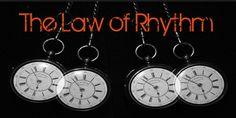 the law of rhythm