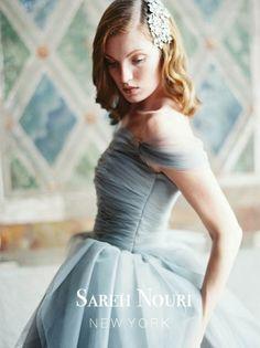 'Marie Antoinette' Sareh Nouri Fall 2014 available at Kinsley James - GAJ Photographs