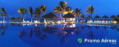 Cancún é um paraíso mesmo! Veja essa promoção para viajar: http://www.promoaereas.com/passagens-aereas-baratas-para-cuncun-a-partir-de-r-897-ida-e-volta/