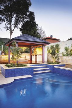 Pool Landscaping Ideas 17