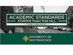 University of San Francisco!