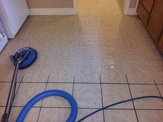 Kitchen Tile Floor Scrubber