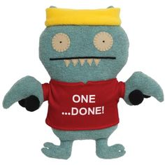 "Gund Uglydoll Uglyverse-Heavy Lifter Ice-Bat 11"" Plush * For more information, visit image link. (This is an affiliate link)"