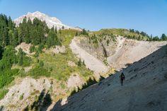 Mt. Hood, Oregon, Pacific Crest Trail