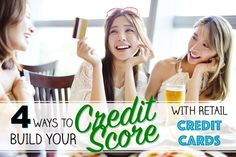 retail credit cards meaning