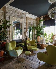 The Boho-Glam Apartment of Sera Hersham-Loftus