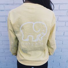 Pocketed Sunshine Classic Print, love this! Plus all of the proceeds go to saving elephants! :)