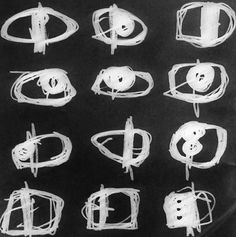 """#draweveryday #everyday """" #invert """" #drawing #abstract words from a www 3zuni.com language #sketch pen and ink digitally #inverted #sciencefiction #scifi #semiotics #symbols"""