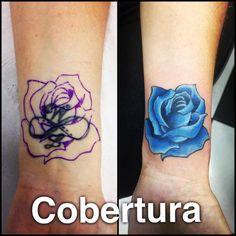Resultado de imagem para cobertura de tattoo