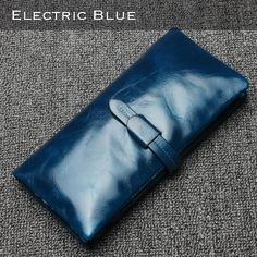 Toulouse Leather Luxe Soft Wallet