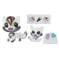 Littlest Pet Shop Pet Pawsabilities Lulu Foxley & Reynard Foxley Littlest Pet Shop http://www.amazon.com/dp/B00XAB14PQ/ref=cm_sw_r_pi_dp_NptEwb06Q6ATE
