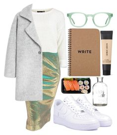 """Без названия #150"" by varfolomeeva-anet on Polyvore featuring мода, Vivienne Westwood, Aframes, Giorgio Armani, NIKE и MANGO"
