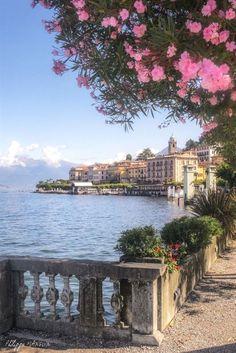 Bellagio, Lake Como, Italy...❄ #ItalyTravel