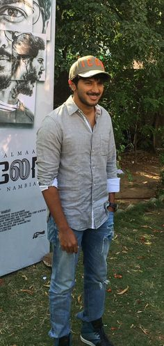 Dulquer from #Solo Press Meet