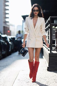 over womens fashion looks amazing. pic 21096 over womens fashion looks Mode Outfits, Chic Outfits, Inspired Outfits, Fashion Outfits, Fashion Tips, Fashion Ideas, Fashion Clothes, Trend Fashion, Look Fashion