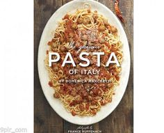 $3.50 - Celebrating pasta in all its glorious forms, author Domenica Marchetti draws from her Italian heritage to share 100 classic and modern recipes. Step-by-step instructions for making fresh pasta offer plenty of variations on the classic egg pasta, while a glossary of pasta shapes, a source list for unusual ingredients, and a handy guide for stocking the pantry with pasta essentials encourage the home cook to look beyond simple spaghetti.