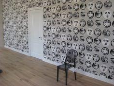 Cole & Son wallpaper Tema E Variazioni by www.bijdendom.nl