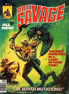 Doc Savage 7