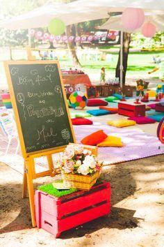 Festa Piquenique | 1 ano da Mel