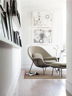 Womb Chair | Eero Saarinen Chairs