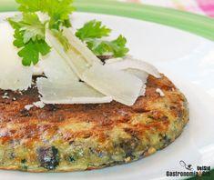 Tortilla de cebolla y jengibre | Gastronomía & Cía