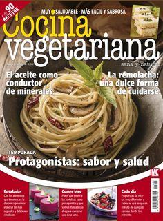 Cocina Vegetariana Revista | Revista Cocina Vegetariana 48 Ensaladas Una Explosion De