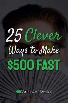 Ways To Earn Money, Earn Money From Home, Make Money Fast, How To Get Money, Make Money Online, Cool Things To Make, Things To Sell, Making Extra Cash, Employment Opportunities