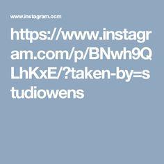 https://www.instagram.com/p/BNwh9QLhKxE/?taken-by=studiowens