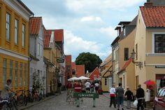 Coastal island village of Ærøskøbing, #Denmark #iGottaTravel